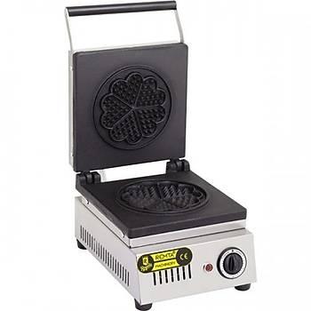 Remta Çiçek Model Waffle 21 cm Makinesi