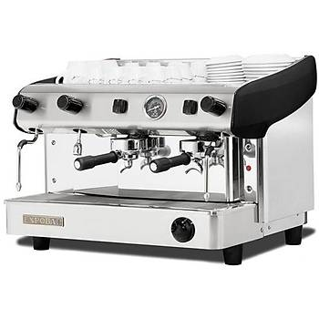 By kitchen Expobar Megacrem Espresso Kahve Makinesi / 2 Gruplu