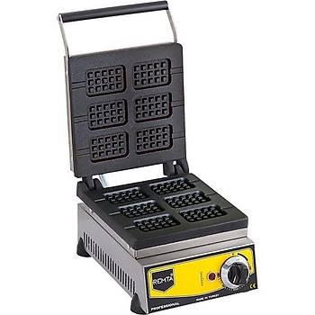 Remta Çubuk Waffle 6 lý Modeli Makinesi