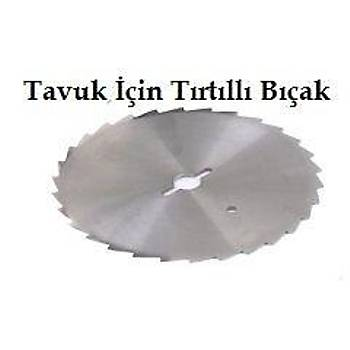 Döner Kesme Makinesi 10cm Yedek Býçak Týrtýklý (Tavuk Döner)