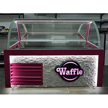 Dünya Soðutmalý Waffle Dolabý