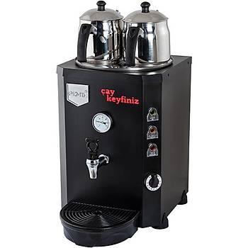Remta Jumbo Kazan 2 Demlikli Çay Makinesi 13LT