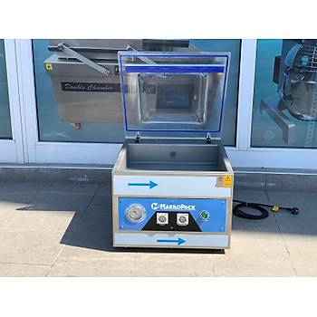 Makropack 45 Cm Tek Çene Set Üstü Vakum Makinesi
