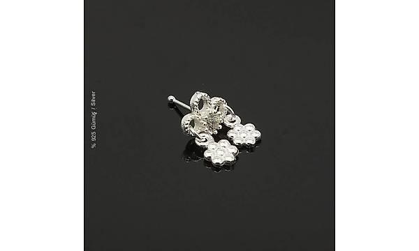 Sallantýlý Çiçek Model Bayan Hýzma