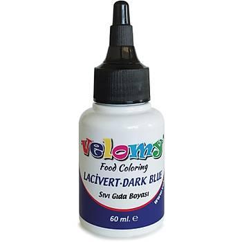 Sıvı Gıda Boyası Lacivert 60 ml