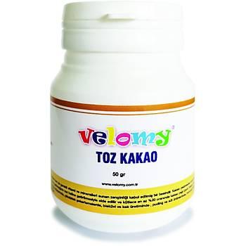 Velomy Toz Kakao 50 gr