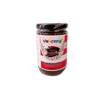 Velomy Organik Ham Kakao Tozu 250 Gr Cam Kavanoz