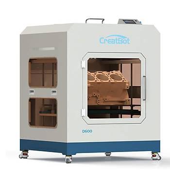 CreatBot D600 Pro - Endüstriyel 3D Yazýcý