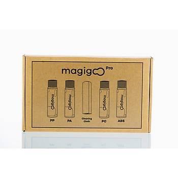 Magigoo Pro Kit (Original + PP + PC + PA) - 3D Baský Yapýþýtýrýcý Set