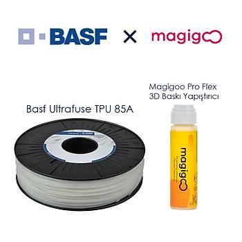 BASF x Magigoo Ultrafuse TPU 85A Filament Paketi