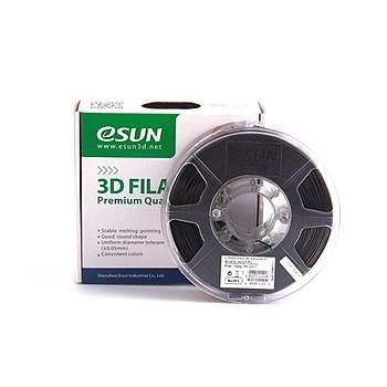 Esun - eLastic (TPE - 85A) Filament Siyah 1.75 mm