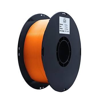 3D3 PLA Plus Filament 1.75 mm Turuncu