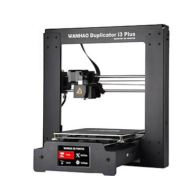 Wanhao Duplicator I3 Plus Mark II - 3D Yazýcý