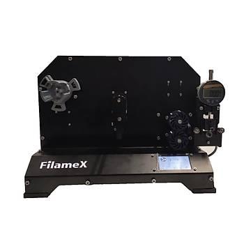 FilameX – Fx Serisi Filament Üretim Hattý