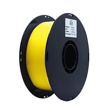 3D3 PLA Plus Filament 1.75 mm Sarý