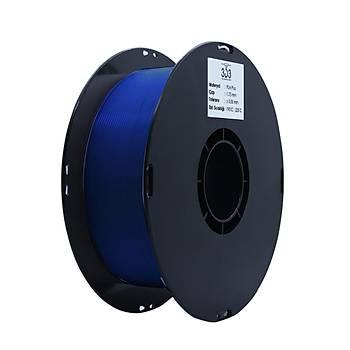 3D3 PLA Plus Filament 1.75 mm Mavi