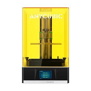 Anycubic Photon Mono X Büyük Hacim & Yüksek Çözünürlük Reçineli SLA 3D Yazýcý Avantaj Paketi