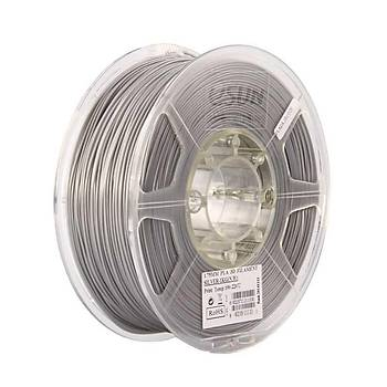Esun - PLA+ Filament Gümüþ 1.75 mm