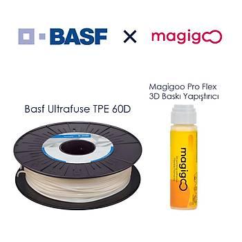 BASF x Magigoo Ultrafuse TPE 60D Filament Paketi