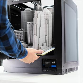 Zortrax M300 Plus + HEPA Cover - 3D Yazýcý