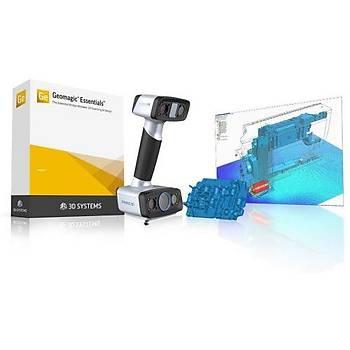 Shining 3D EinScan HX 3D Tarayýcý + Tersine Mühendislik Yazýlým Paketi