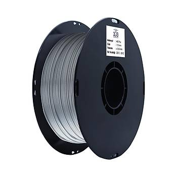 3D3 ABS Plus Filament 1.75 mm Gri