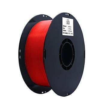 3D3 ABS Plus Filament 1.75 mm Kýrmýzý
