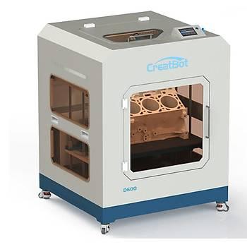 CreatBot D600 - Endüstriyel 3D Yazýcý