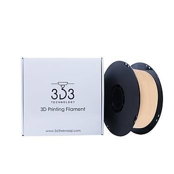 3D3 Wood Filament 1.75 mm Ahþap