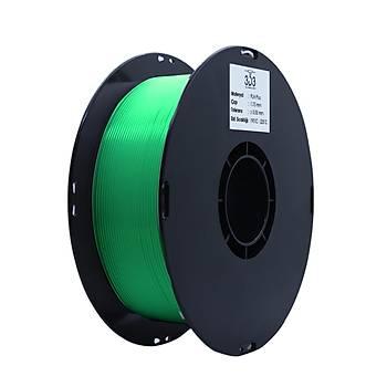 3D3 PLA Plus Filament 1.75 mm Yeþil