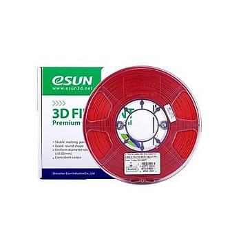 Esun - ABS+ Filament 1.75 mm Ateþ Kýrmýzý