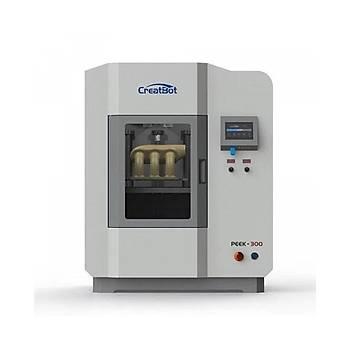 CreatBot PEEK 300 Endüstriyel 3D Yazýcý