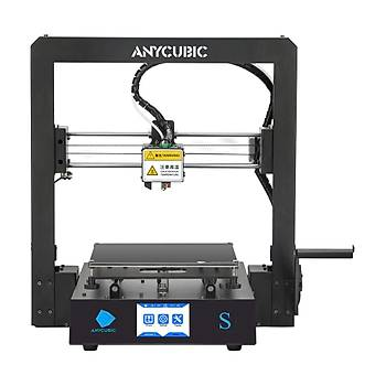 Anycubic Mega S ve 3D Tasarým Paketi (Tinkercad Eðitimi Hediyeli)