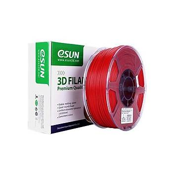 Esun - ABS+ Filament 1.75 mm Ateþ Kýrmýzý