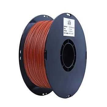 3D3 PLA Professional Tuğla Doku Filament 1.75 mm