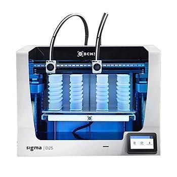 BCN3D Sigma D25 3D Yazýcý