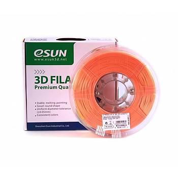 Esun - PLA+ Filament Turuncu 1.75 mm