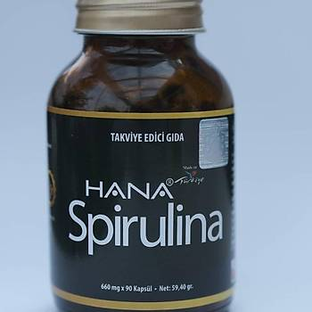 Hana Spirulina- Toz halde 100 gr.