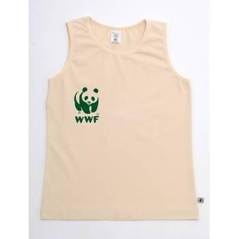 WWF Organik  Kýz Çocuk Atlet