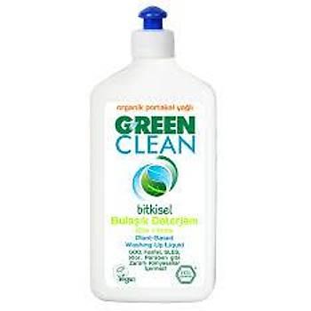 Green Clean  Organik Elde Bulaþýk Deterjaný