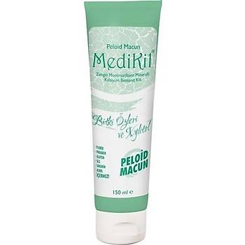 Medikil- Peloid macun- Arındırıcı  Diş temizleyici/bakımı Diş Macunu