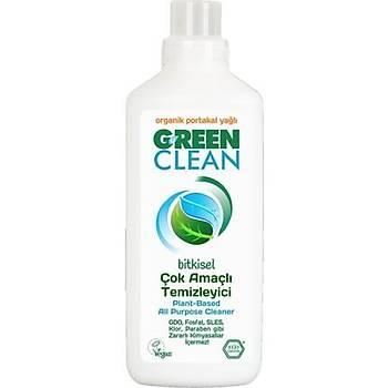 U Green Clean Organik Çok Amaçlý Temizleyici - 1000 ml.