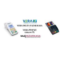 Yeni Nesil Yazar Kasa Vera Delta + Vera Pinpad