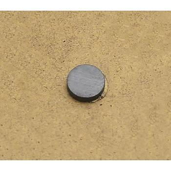 Baskýlý Ahþap Magnet - Oval