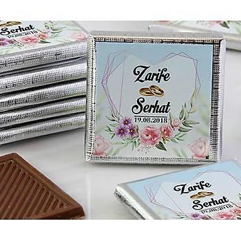 Söz-Niþan Dökme Çikolata - Kalpli Elmas