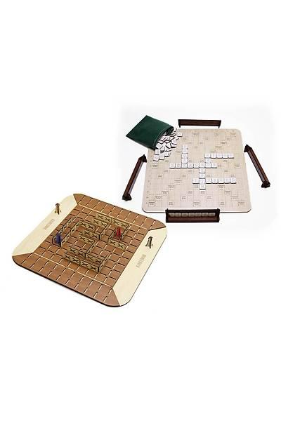 Kelime Üretme Oyunu, Türkçe Scrabble ve Koridor Oyunu
