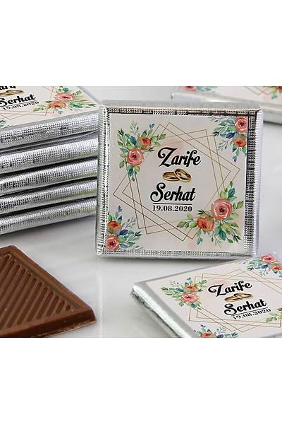 Söz-Niþan Dökme Çikolata - Gül, Kristal