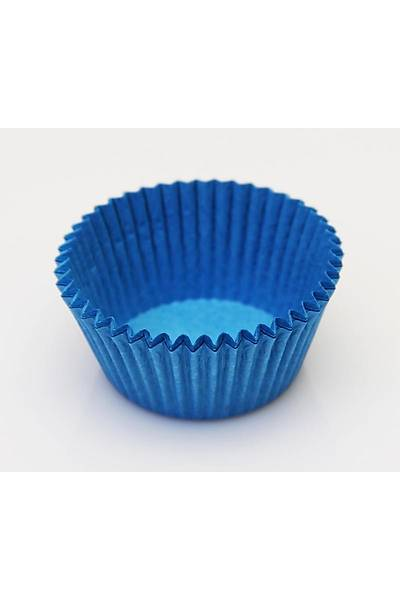 14 lü Kek Kapsülü - Mavi