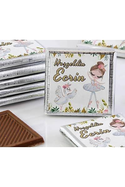 Kýz Bebek Dökme Çikolata - Balerin