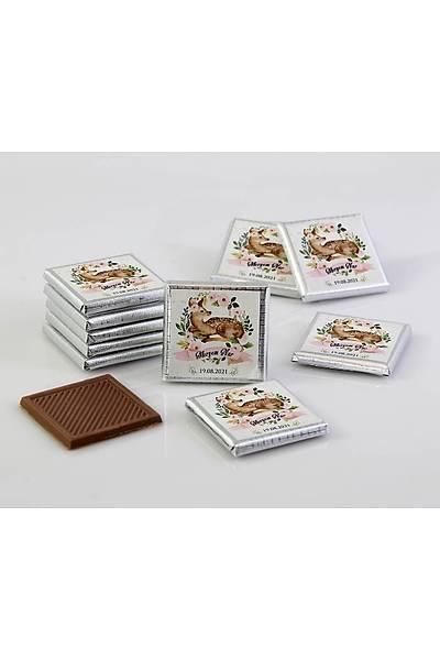 Kýz Bebek Çikolatasý - Kutulu - Ceylan